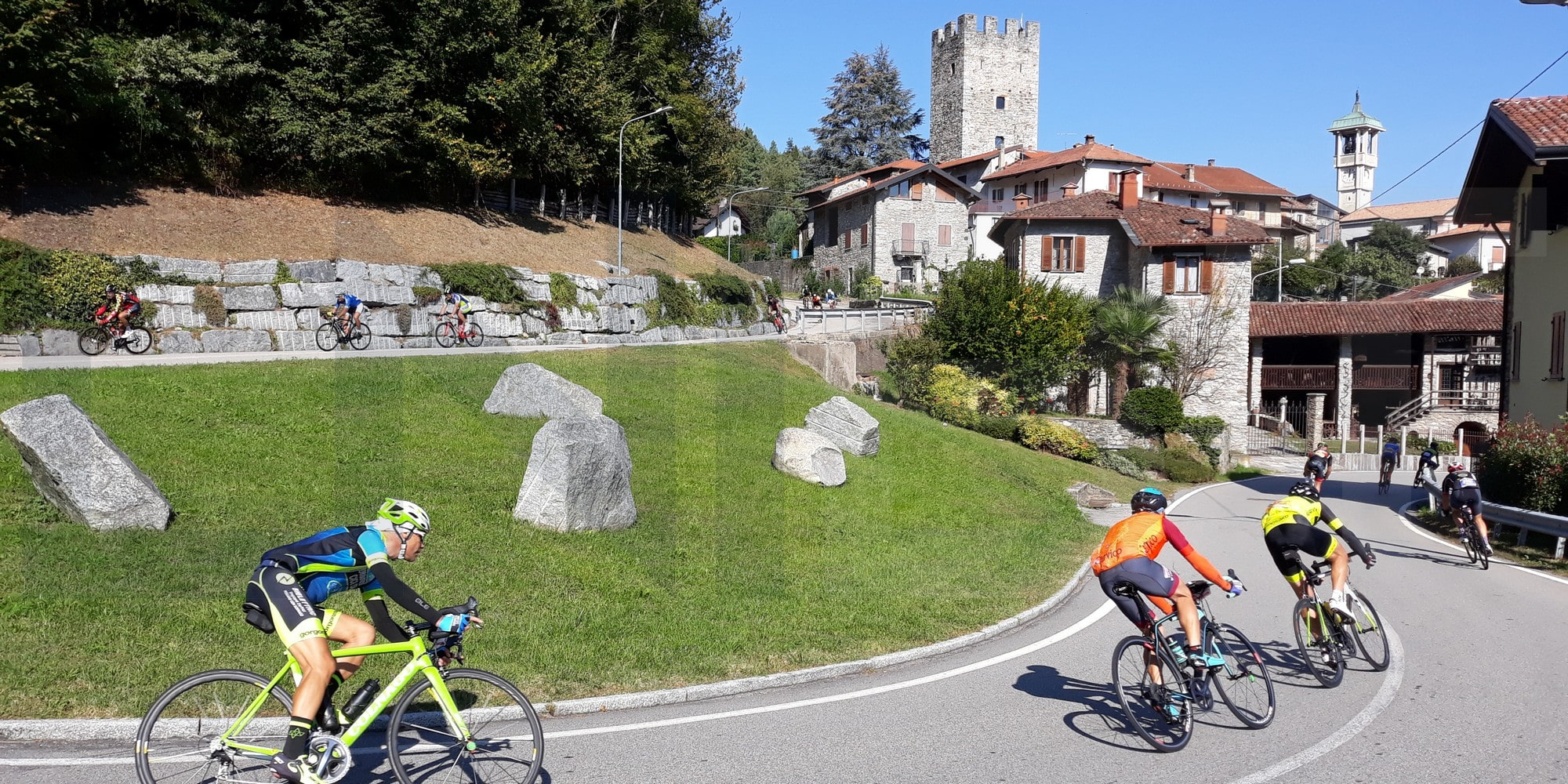 Ardena cycling experience