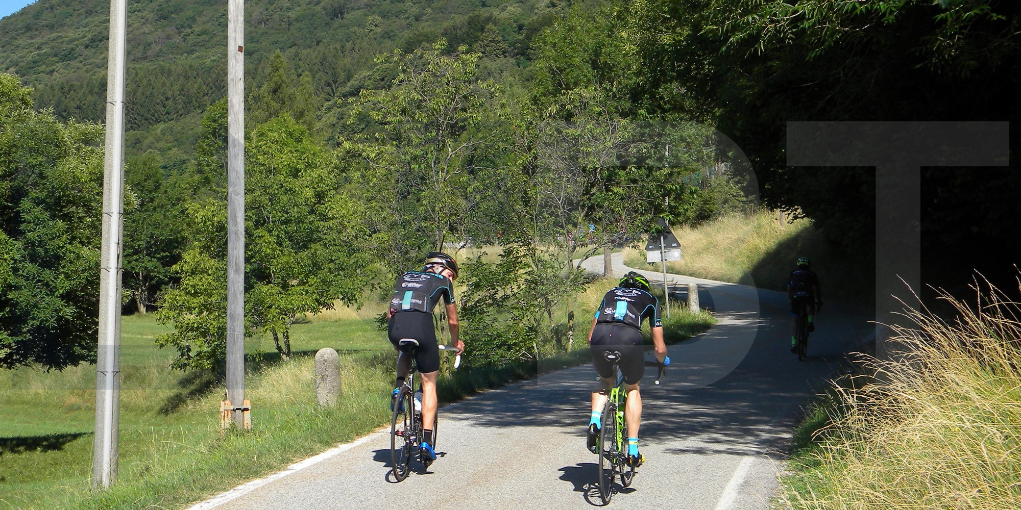 Shorter Road Bike Tour all inclusive