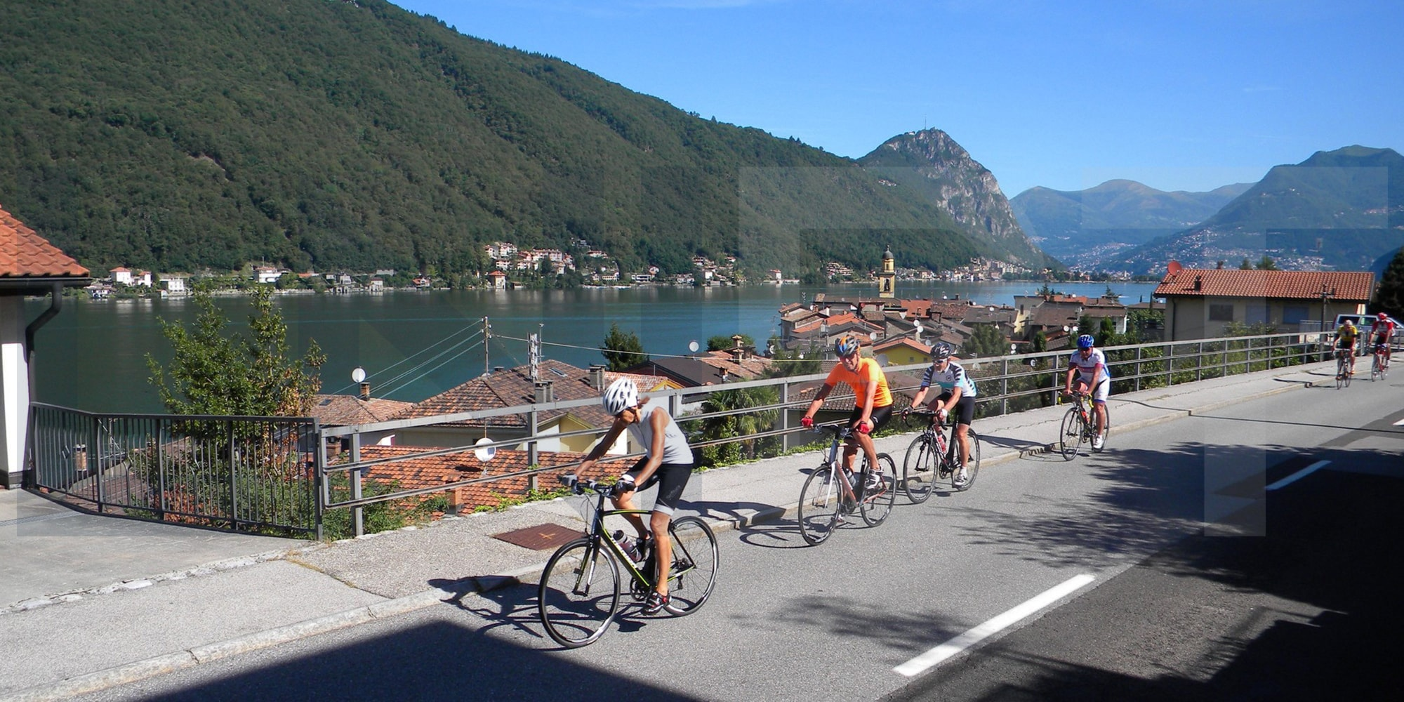 8 day gentle cycling tour all inclusive